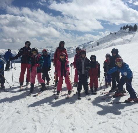 Essendene skiing trip 2016 1